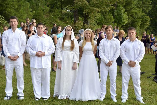 Водное Крещение 2014